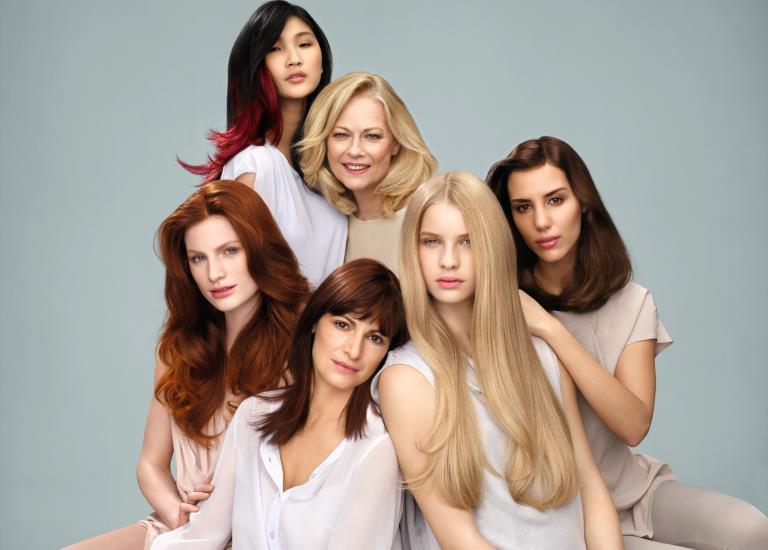 Как взаимосвязаны цвет волос и характер женщины