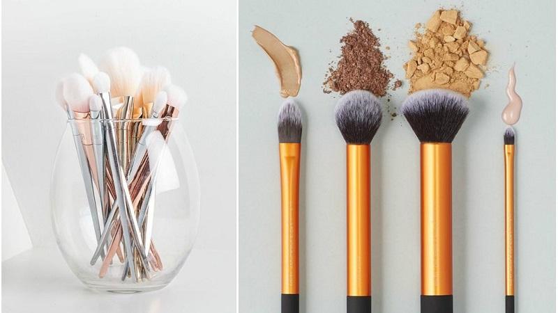 Кисти для макияжа: назначение, советы по выбору, правильный уход