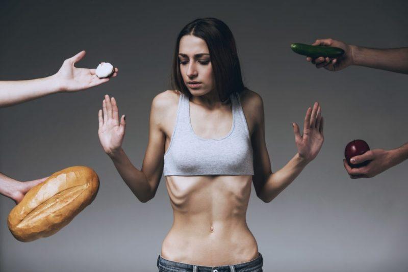 Что такое нервная анорексия и чем она опасна