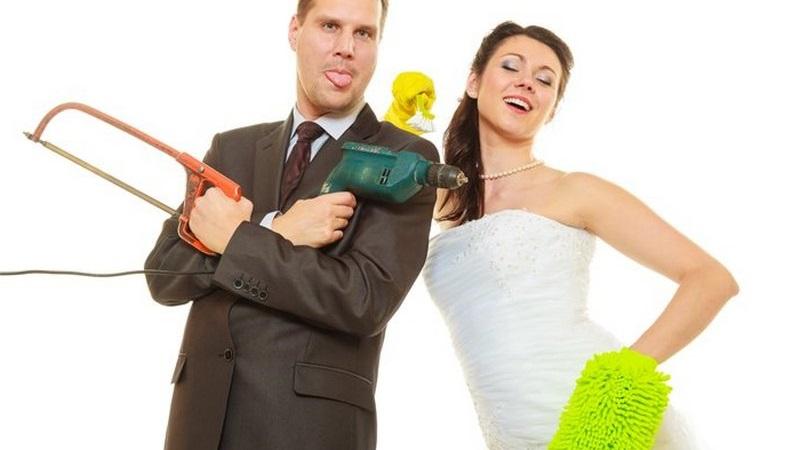 Обязанности мужа и жены в современной семье