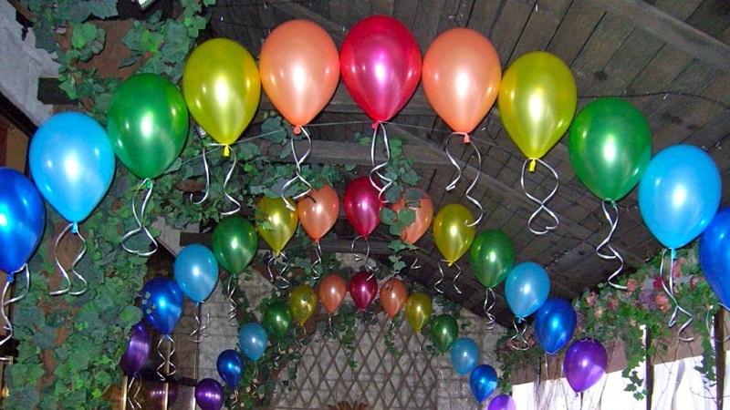 Шары для праздника: как сделать правильный выбор и украсить событие