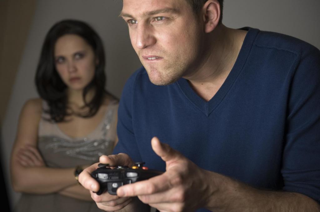 Что делать, если муж стал игроманом и как это понять