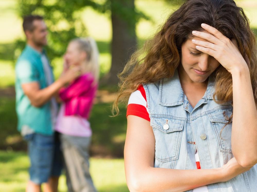 Как удостовериться в измене любимого и что делать, если у мужа любовница