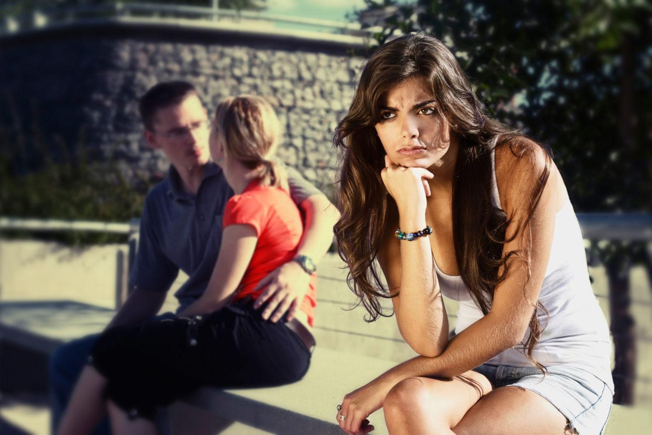 Как быть и что делать женщине, если она влюбилась в женатого мужчину